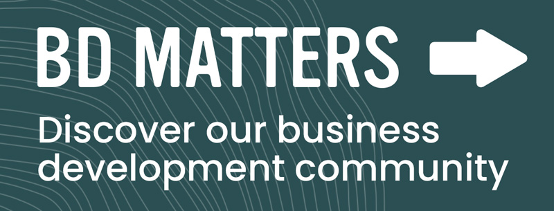 BD Matters - Discover our business development community