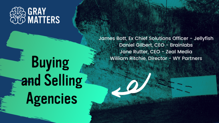 Buying and Selling Agencies
